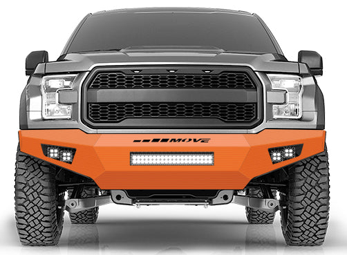 Knock-Off-Road Bumpers