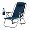 Wearever Backpack Chair - Turquoise