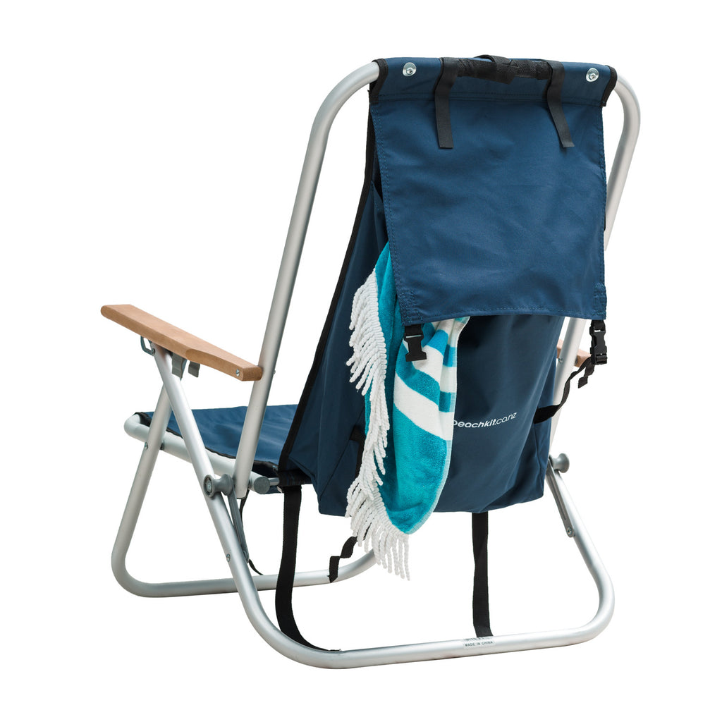 Wearever Backpack Chair - Navy