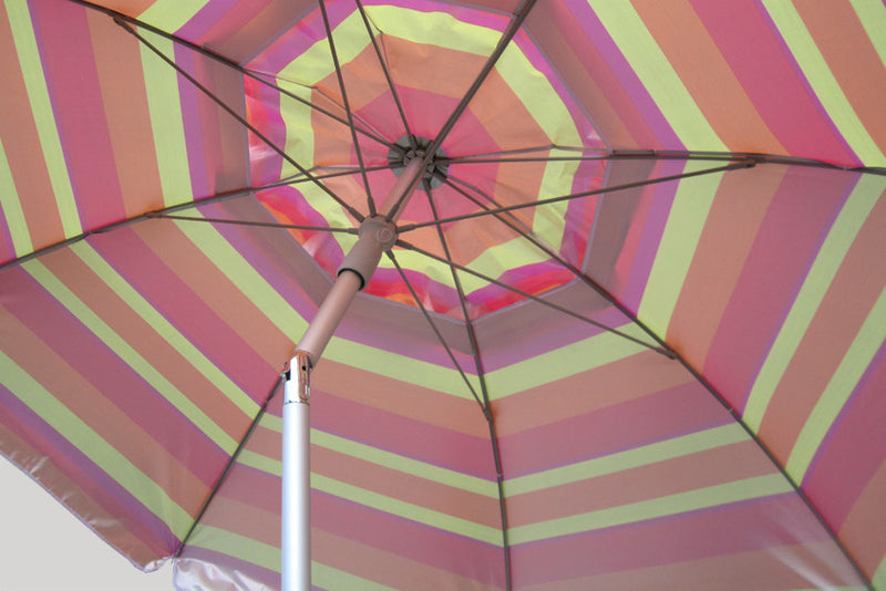 Beachkit Daytripper 210cm Beach Umbrella - Solera