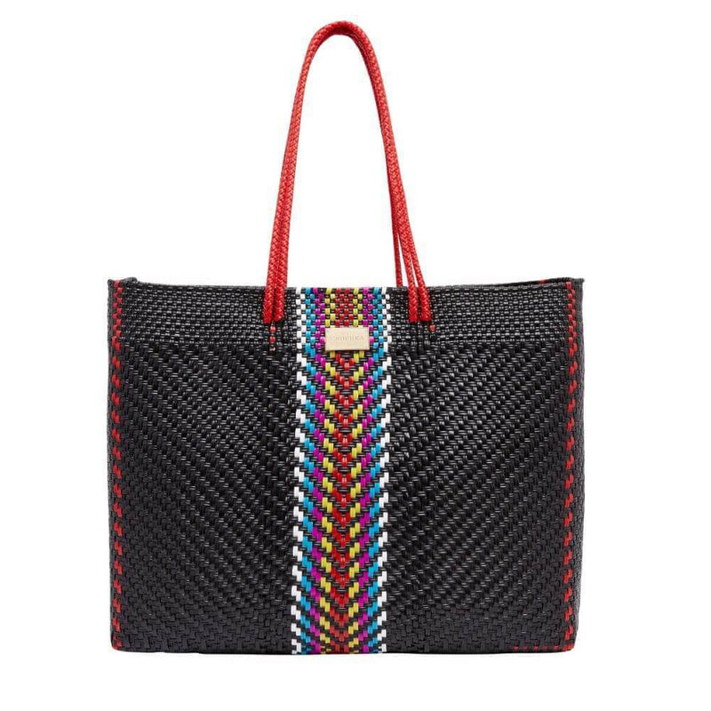 Handwoven Mexican Tote - Marco