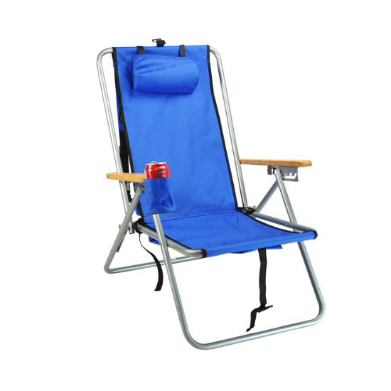 Wearever Backpack Chair - Royal