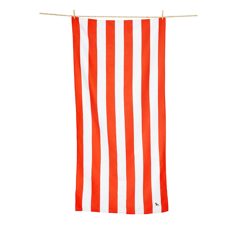 Cabana Beach Towel - Quick Dry - Absorbent - Lightweight