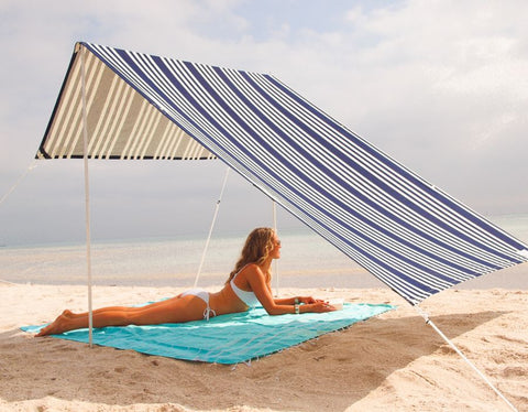 Hula 240cm SHADE Umbrella - Raffia Thatch - STOCK LOW -WILL SELL OUT FOR THE SEASON SOON. NEW STOCK 21/22