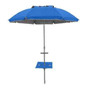 Sunraker Pole Table (to fit 210cm umbrella models) - Royal Blue