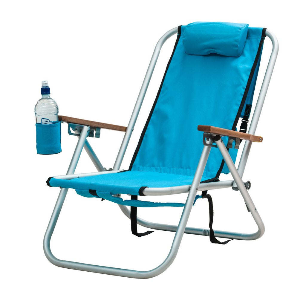 Beachkit Wearever Backpack Chair - Turquoise