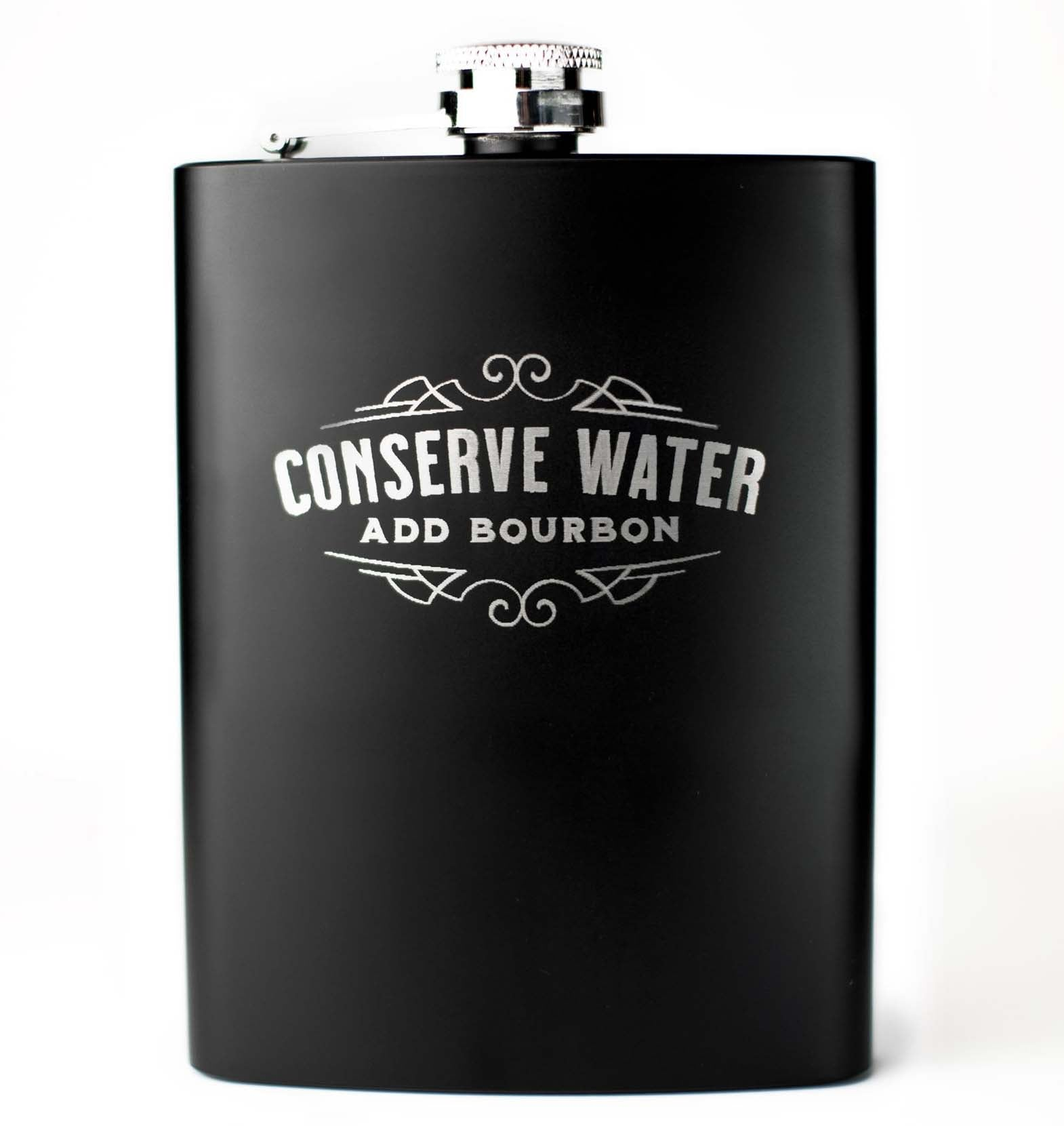 Conserve Water Flask