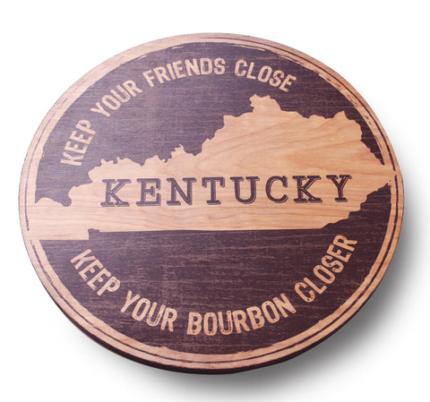 Kentucky Bourbon | Lazy Susan