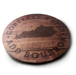 Load image into Gallery viewer, Conserve Water, Add Bourbon | Lazy Susan