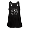 Kentucky Girl Flowy Tank - black