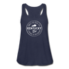 Kentucky Girl Flowy Tank - navy