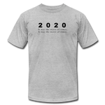 Load image into Gallery viewer, 2020 Unisex T-Shirt - heather gray