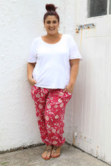 Berry Me Boho Pants