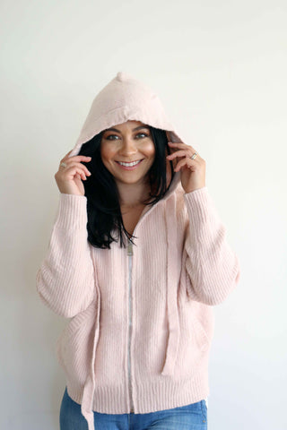 Cute and Cosy - Rose Quartz