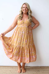 Sunrise to Moonbeam Dress