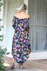 Midnight Oasis Maxi