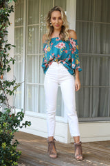 Botanical Beauty Top