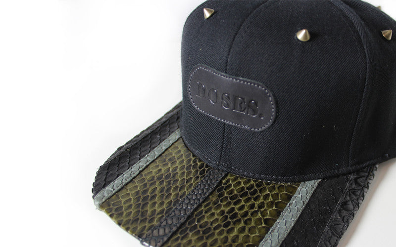 DOSES JUNGLE STRAPBACK