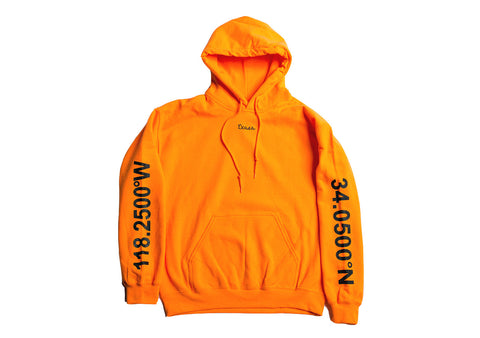 Doses Orange Coordinates Hoodie *SOLD OUT