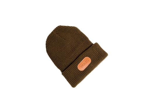 Doses Olive Knit Beanie