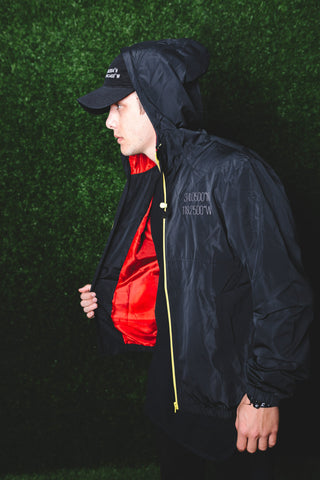 Doses Nylon Windbreaker Jacket