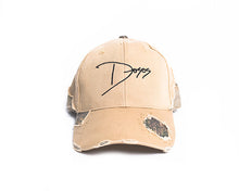 Doses Distressed Forest Khaki Strapback
