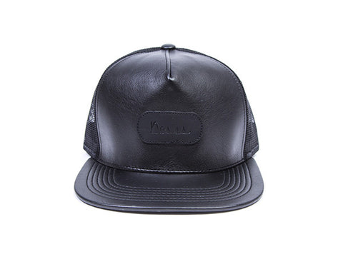 Doses Leather Mesh Strapback