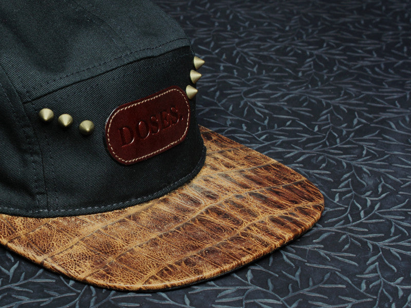 DOSES SPIKED GATOR FIVE PANEL