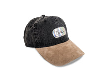 Iridescent Denim Strapback