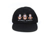 "Doses ""3 Monkeys"" Strapback"