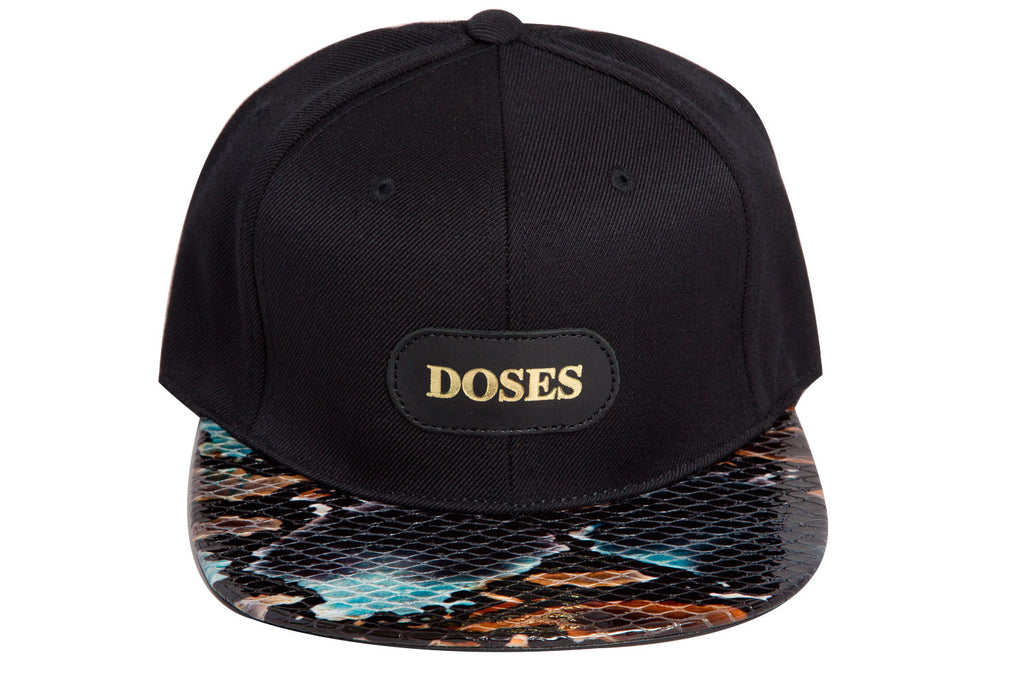 Doses Avet Snakeskin Strapback *SOLD OUT