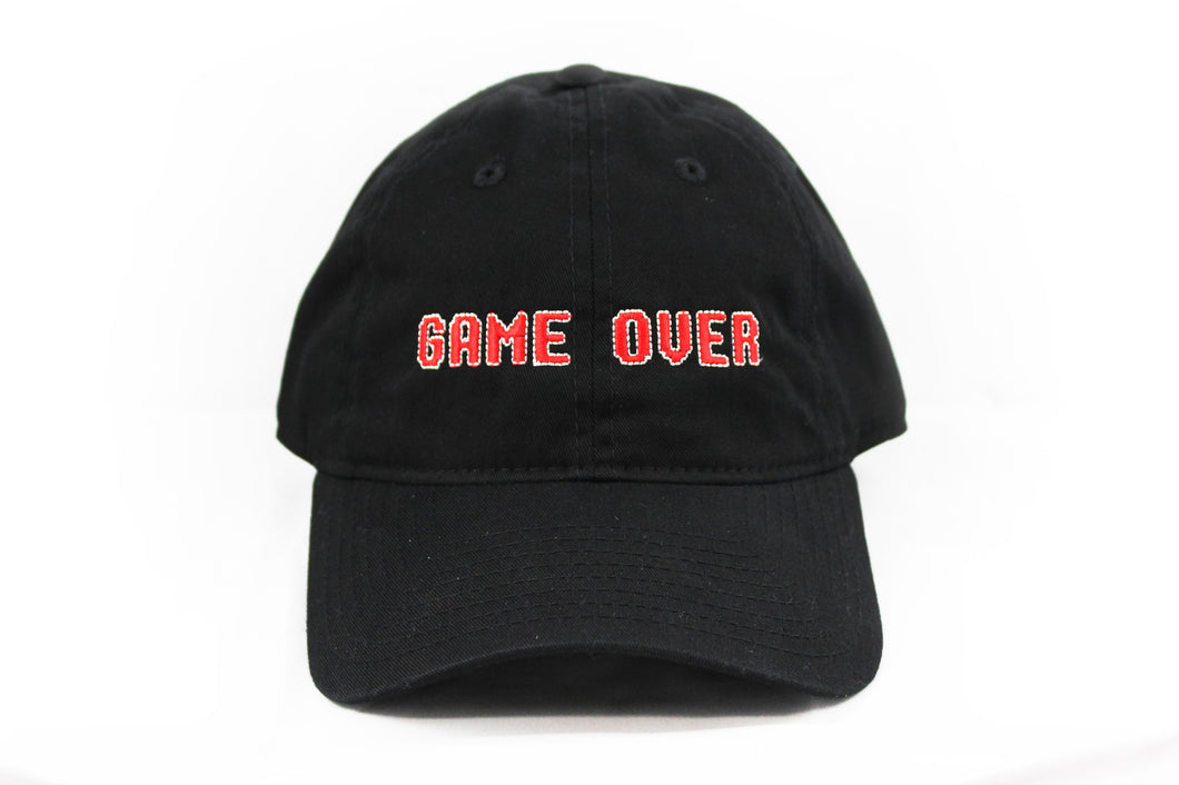 Doses GAME OVER Strapback