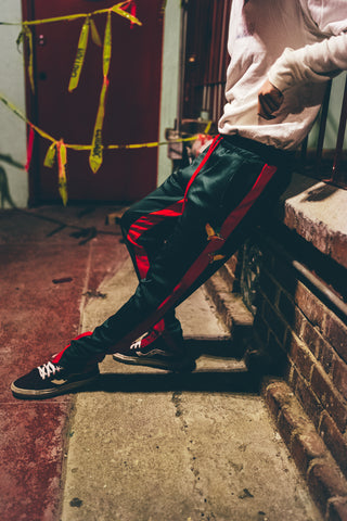 "REL $ ""The Birds"" Track Pants"