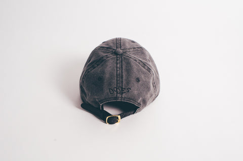 bbb950dad0a Doses Distressed Snakeskin Strapback