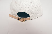 Doses Pearl Perforated Alligator Strapback *SOLD OUT