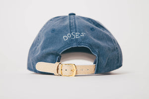 Doses Distressed Snakeskin Strapback *SOLD OUT