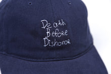 "Doses ""Death Before Dishonor"" Strapback"