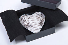 Snakeskin Heart Desk Accessory
