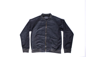 Doses Denim Bomber Jacket
