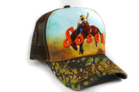 Doses Rogers Trucker
