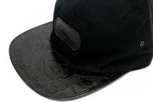 Doses Roses Leather Strapback