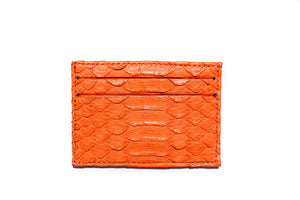 Orange Python Wallet