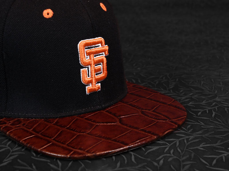 San Francisco Giants Alligator