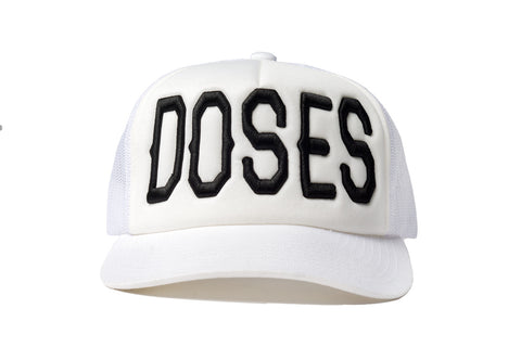 Doses Reverse Blockhead Strapback *SOLD OUT