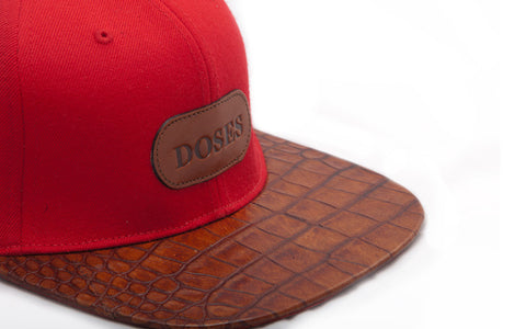 Doses Regality v2 Alligator Strapback