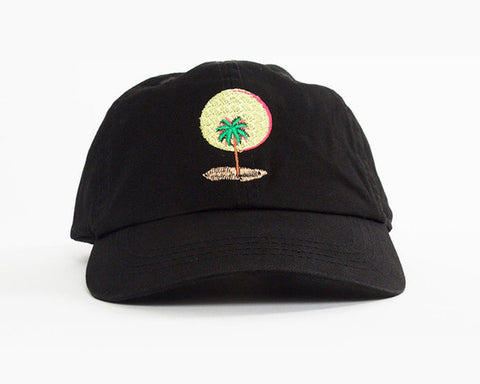 Doses Acid Palm Tree Strapback