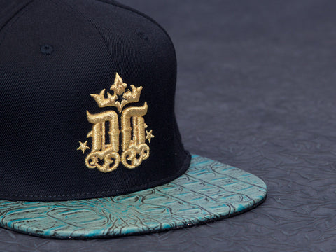 Doses Royal Alligator Strapback