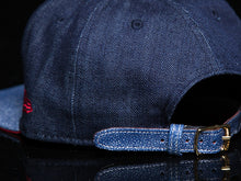 Denim Anaheim Angels Stingray Strapback