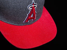 Wool Anaheim Angels Stingray Strapback