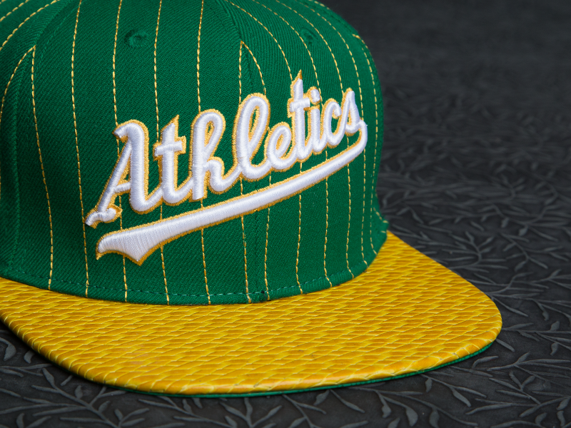 Oakland Athletics Strapback